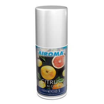 Refill, Vectair Micro Airoma, 100 ml citrus tingle