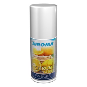 Refill, Vectair Micro Airoma, 100 ml citrus mango