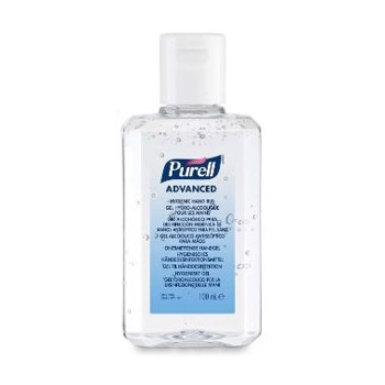 Purell Hånddesinfeltion Gel 70%  100 ml