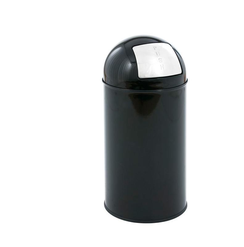 affaldsspand med låg