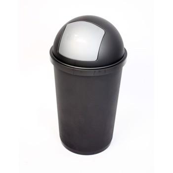 Rørig Affaldsspande med låg NB-66