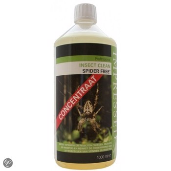 Edderkopdræber Insect Clean Spider Free 1000 ml