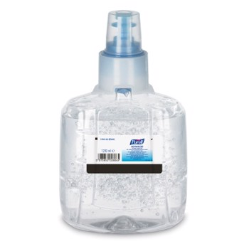 Purell hånddesinfektion gel, 2 x 1200 ml/krt