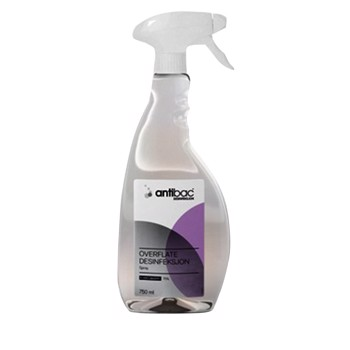 AntiBac Des spray 75 % 750 ml
