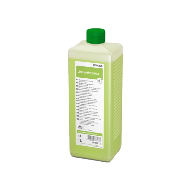 Ecolab Lime-A-Way Extra, 1 liter